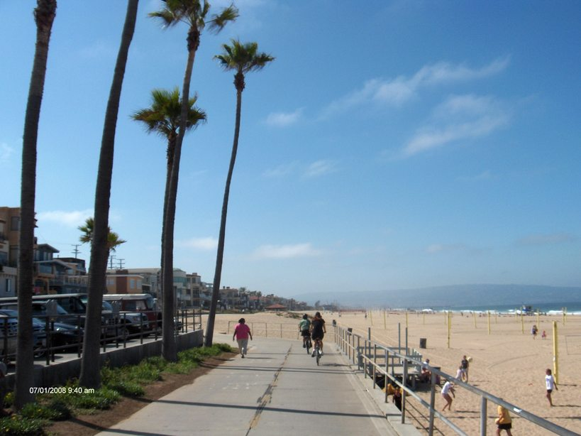 Manhattan Beach,California banner