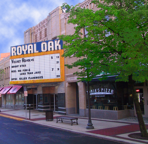 Royal Oak,Michigan banner