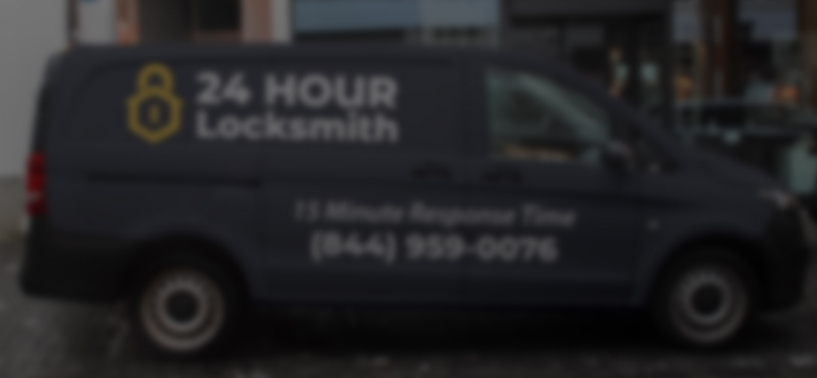 After6 Locksmith Van